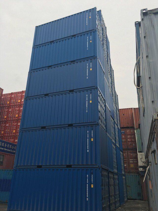 20尺全新集装箱