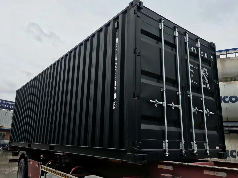 30英尺全新非标集装箱
