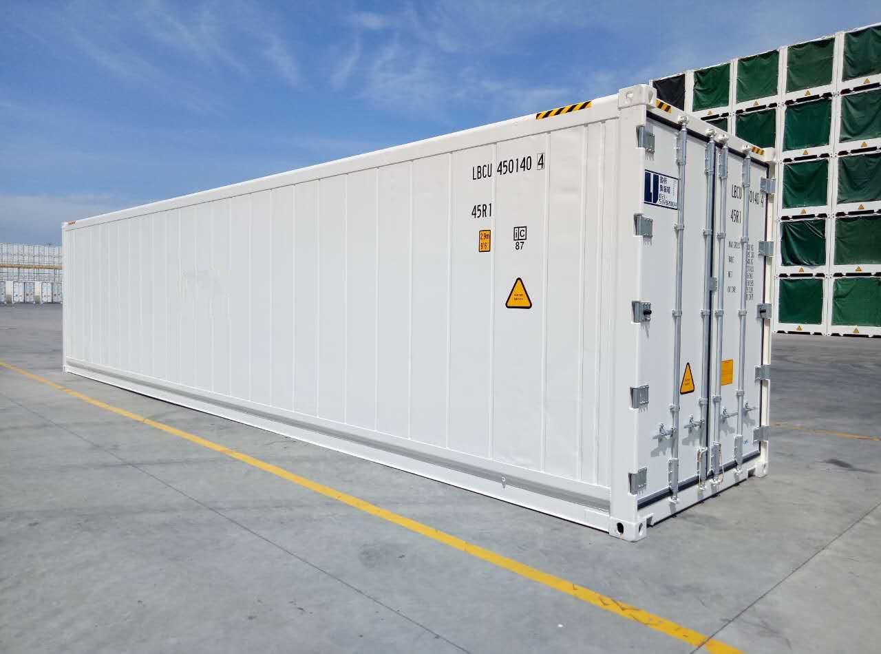 移动冷库租赁,全新12米冷藏集装箱买卖,冷冻集装箱租赁