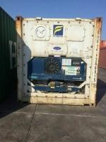 冷冻集装箱