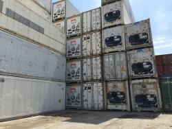 冷藏集装箱租赁