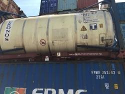 25立方罐式集装箱