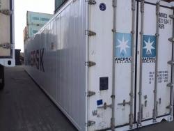 二手40英尺冷藏集装箱