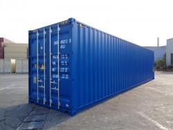 40英尺全新超高集装箱