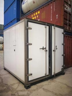 3米,10尺冷藏集装箱